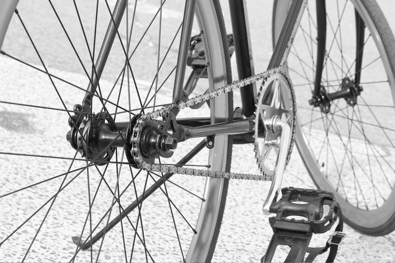 en-sykkel